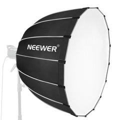 Neewer Hexadecagon Softbox 36 inches/90 centimeter met Grey Velg en Bowens Mount, draagbare en Quick Opvouwbare Softbox Diffuser