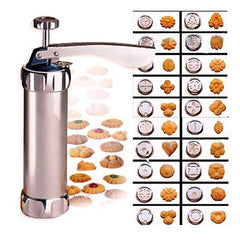 Cookie Biscuits Press Machine Keuken Tool Cake Decorating Biscuit Maker Set Cookie Gereedschap Cookie Persen Moulds