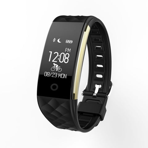 Waterdichte Bluetooth Smartwatch voor Android of iOS