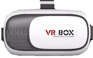 Virtual Reality Headset voor Smartphone
