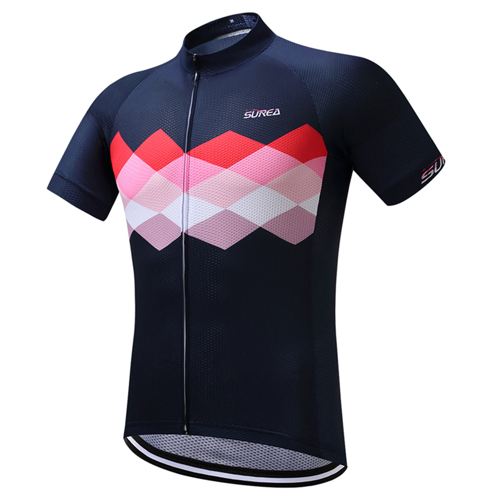 Wave - Men's Short Sleeve Jersey