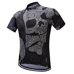 Cross Bones - Men's Short Sleeve Jersey