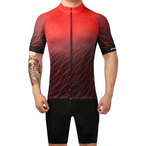 Red Dip - Men's Short Sleeve Jersey