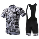 Puzzle - Men's Short Sleeve Jersey Set