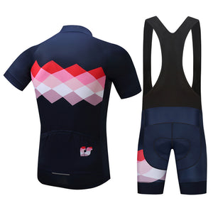 Wave - Men's Short Sleeve Jersey Set