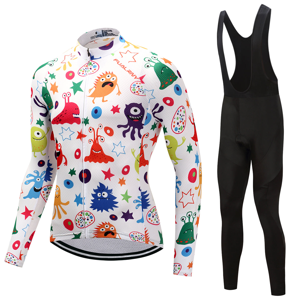 Animation - Men's Thermal Jersey Set