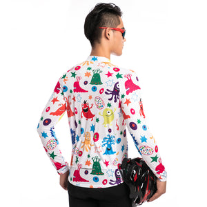 Animated - Long Sleeve Jersey