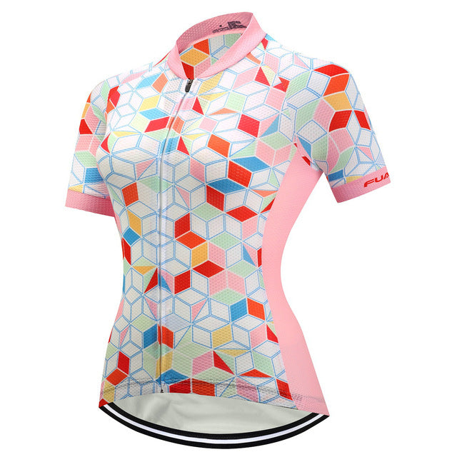 Stained Glass - Women's Short Sleeve Jersey