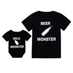"""Drink Monsters"" T-shirts"