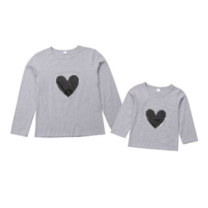 Heart Shape T-shirts