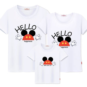 Hello Happiness T-shirts