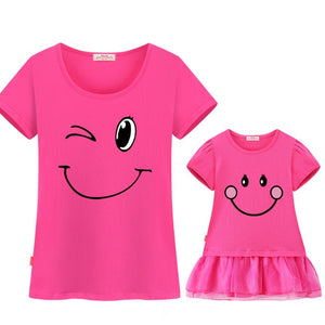 Lady Smiley T-shirts