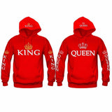 King & Queen Imperial Hoodies