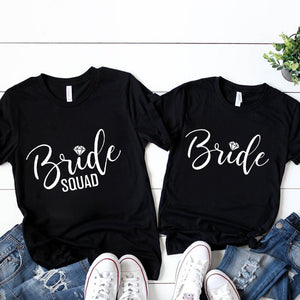 Bride & Squad T-Shirts