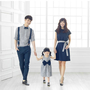 Elegant Family Matching Outfits