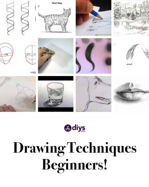 Even if you think that drawing and sketching is not something you can do, we are here to tell you that you're quite likely wrong