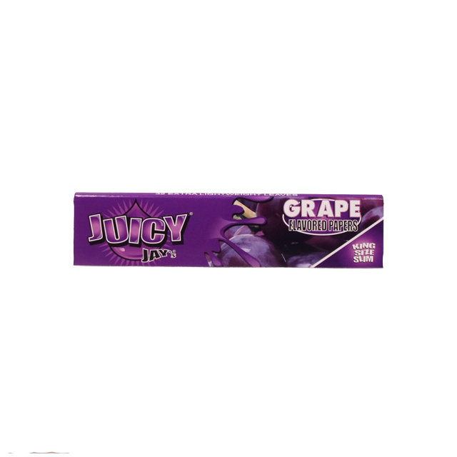 Juicy Jays Grape (King-Size Slim)