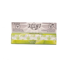 Juicy Jays green apple (King-Size Slim)