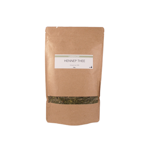 LANDRACER hemp tea CBD infused (100g)