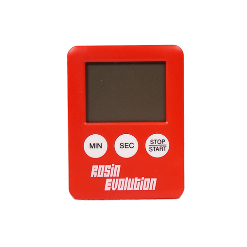 Rosin Evolution press timer