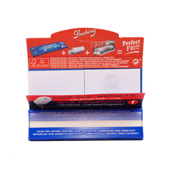 SMOKING blue 2-in-1 (King-Size)
