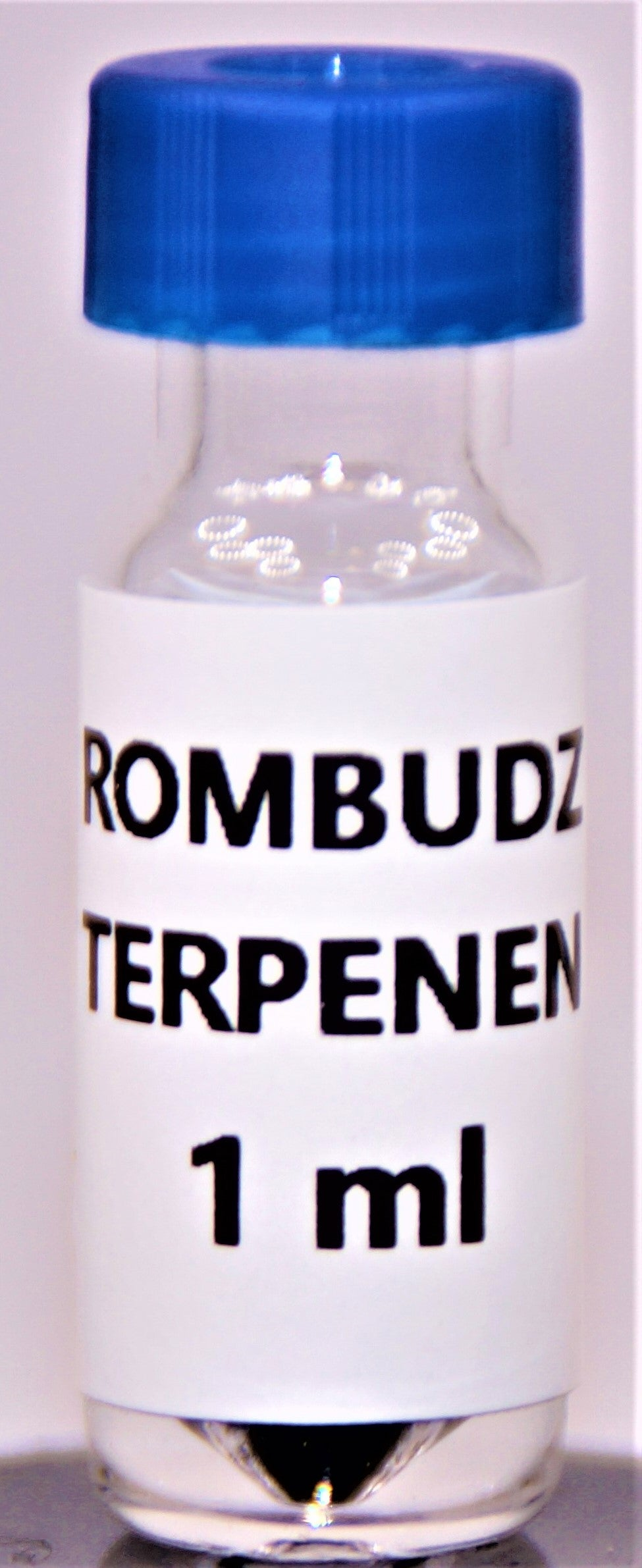 Rombudz Wedding Cake Terpenen