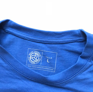 CAMISETA TOCHÉ REAL OVIEDO CULTURE FANS