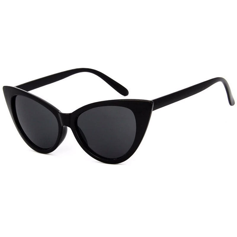 Fancy Cat Eye Sunglasses