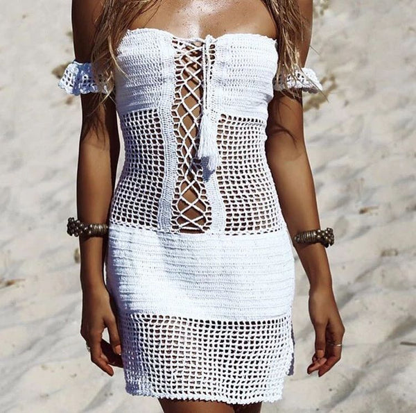 Larch Beach Knit Dress