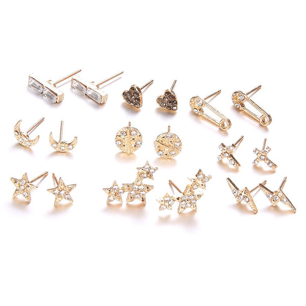 Rock Star Earring Set