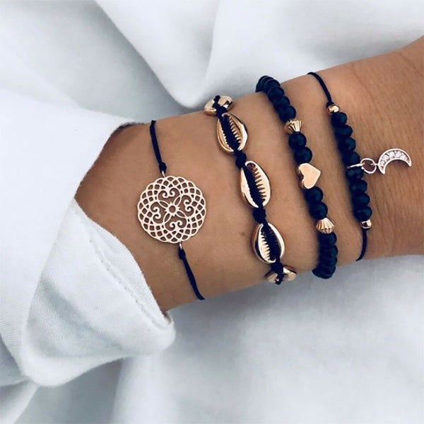 Summer Glamor Bracelet Set