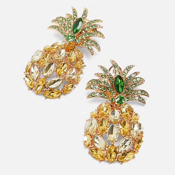 Tropical Shapes Earrings