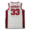 Kobe Bryant Lower Merion Jersey White