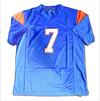Alex Moran #7 Blue Mountain State Football Jersey