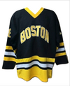 Happy Gilmore 18 Boston Hockey Jersey