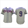 New York Knights 9 Hobbs Baseball Jersey