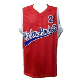 Harlem Buckets Uncle Drew and O'Neal Jersey
