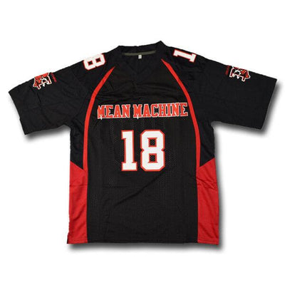 Adam Sandler Paul Crewe #18 The Longest Yard Mean Machine Football Jersey