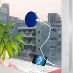 1800mAh Solar Mobile Window charger