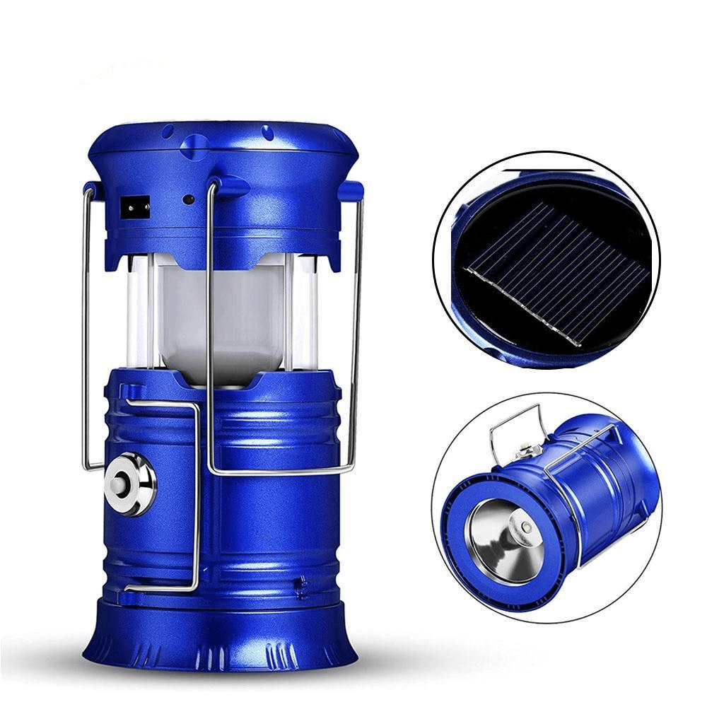 Solar powered Lantern and Flashlight