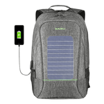 Multi-function Waterproof Solar Backpack