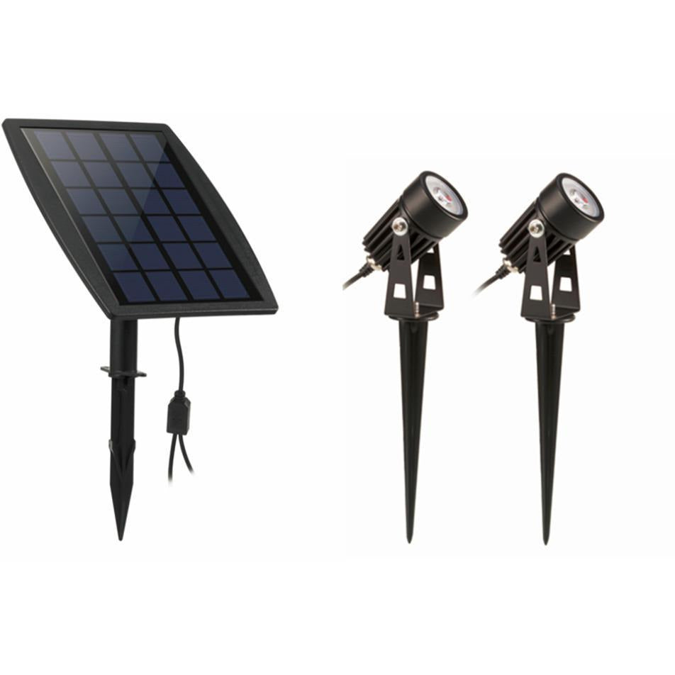Super bright LED Solar Light