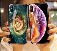 Tempered Glass iphone Cases