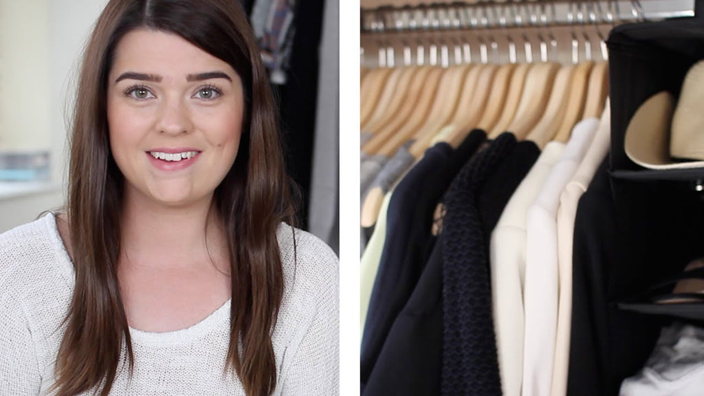 The one where I start #WardrobeWeek and clear out my closet in five steps, with a mini IKEA haul thrown in..