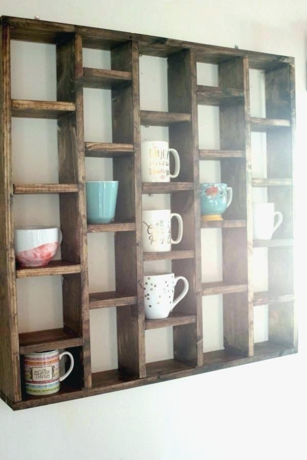 Good-Looking Coffee Mug Hanger