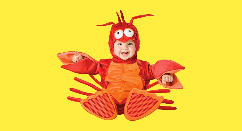Restraint isn't an issue when it comes to baby and toddler Halloween costumes costumes, ranging from dragons to sharks to witches to everything else your addled brain can dream up.