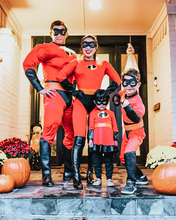 Last-Minute Family Halloween Costume Ideas