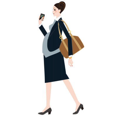Ladies, what would be on your maternity work wardrobe checklist (for those of you already back in the office)? What were your best purchases for your maternity work wardrobe, and what were your worst? (What additional notes would you have for...