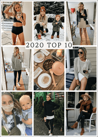 2020 top 10! Whew, what a year it has been
