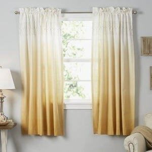 Scenic Gold Sequin Curtains